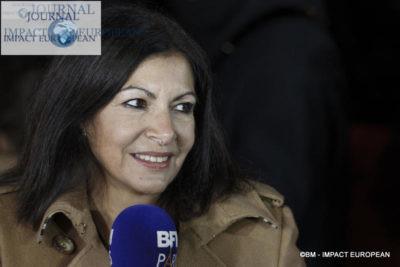 Anne Hidalgo se représente à Paris