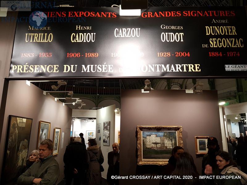 ART CAPITAL, l'art contemporain sous la nef du Grand Palais