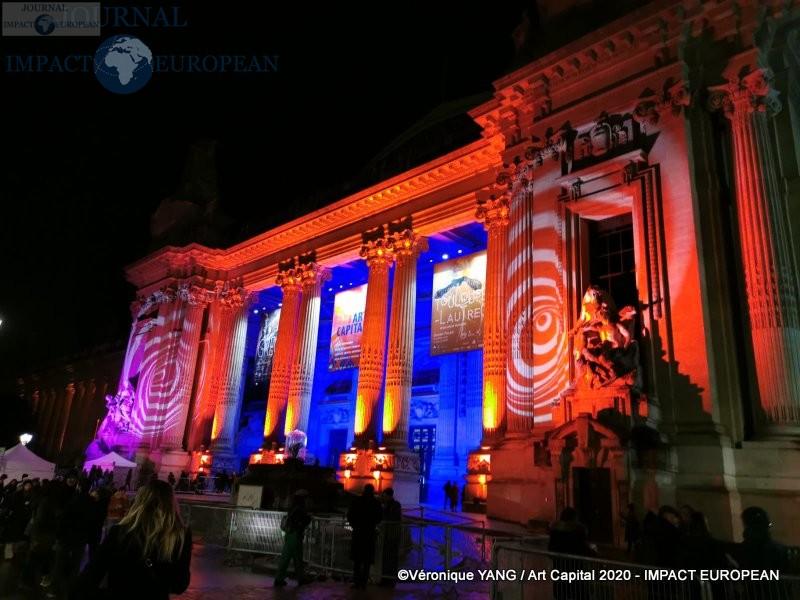 Art Capital Paris a accueilli l'art contemporain au Grand Palais après Art3F Paris
